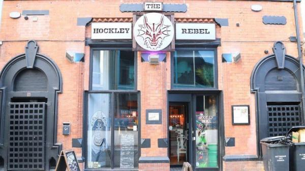 Hockley Rebel