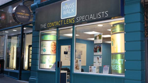Kings Walk Contact Lenses
