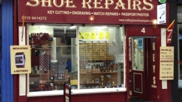 St James Street Shoe Repairs