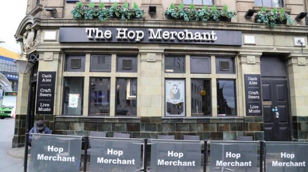 The Hop Merchant