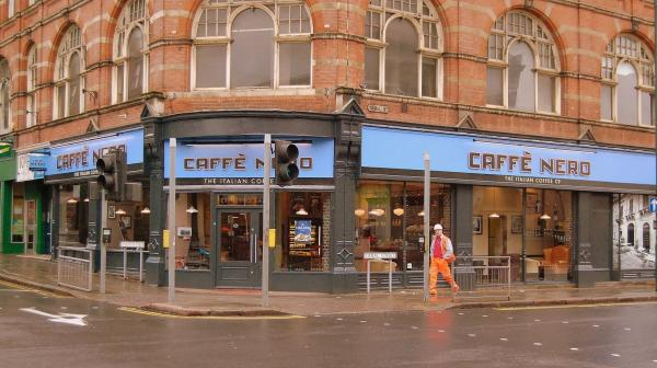 Caffè Nero, Carrington Street