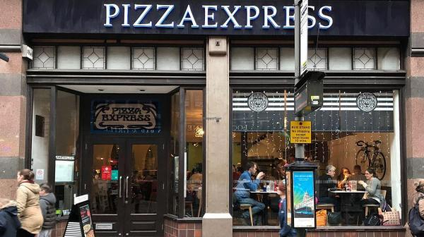 Pizza Express, King St