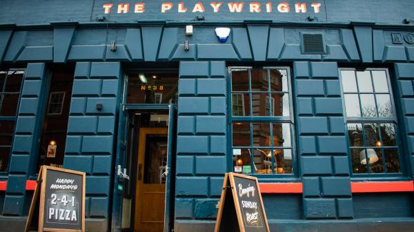 The Playwright 38