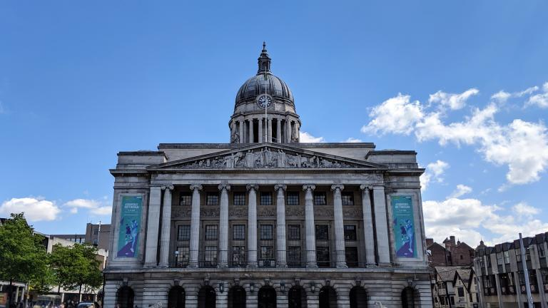 Nottingham City Centre Guide